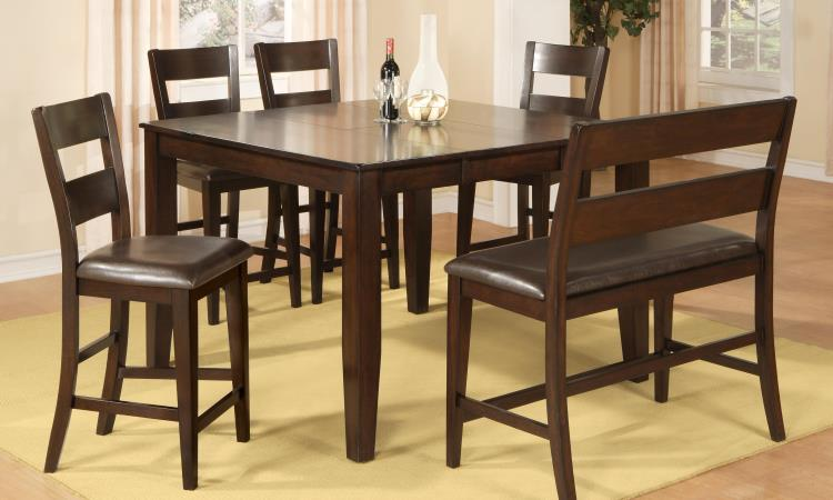 Bistro Tables for 6 Styled Homes
