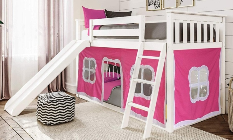 Bunk Beds with Stairs and Why Kids Love Them