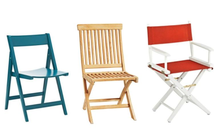 How to Choose Plastic Foldable Chairs