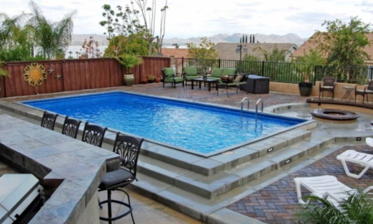 Pool Deck Is a Great Addition1
