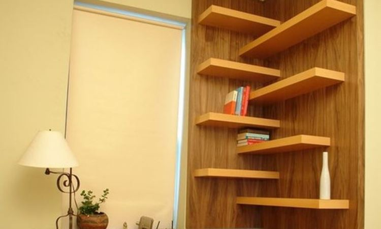 The Corner Shelf and its Practical Uses