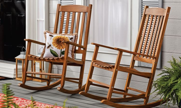 Wood Folding Chairs and